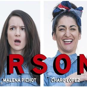 PERSONA son Vanesa Strauch, Charo López, Malena Pichot y Ana Carolina