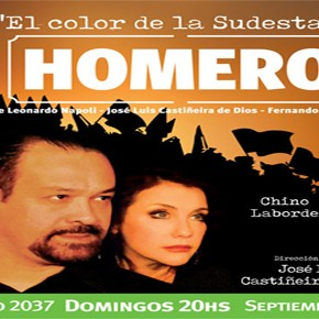 "Llega el musical del tango - Homero ""El Color de la Sudestada""."