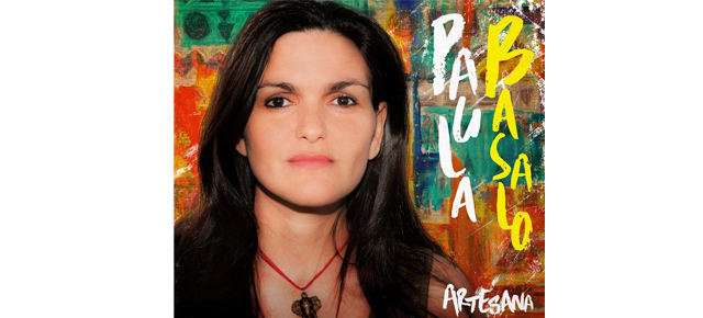 Paula Basalo presenta su tercer disco ARTESANA en Velma Café!!!