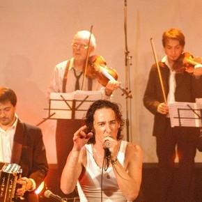 Javier Calamaro llega a Boris Club con la Orquesta Pirata Tango - 3 de noviembre