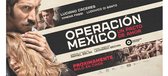 Operación México mejor película en el 8º Festival Latinuy!!!