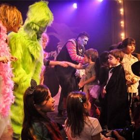 Luego del espectacular estreno, este sábado 5/11 sigue Halloween Park!!!