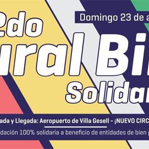 2do Rural Bike Solidario en Villa Gesell!!